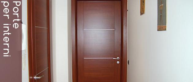 Porte per interni e portoni per abitazioni for Interni abitazioni