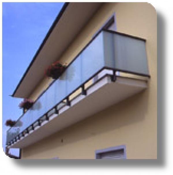 ringhiere per balconi ringhiere : foto aggiuntive Ringhiere in alluminio per balconi