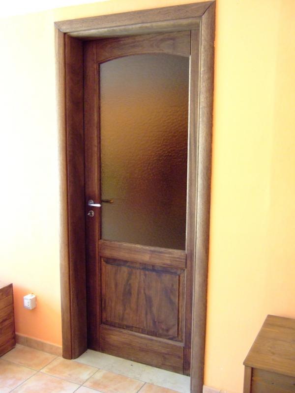 porte in legno rustiche porte in legno rustiche con vetro o con ...